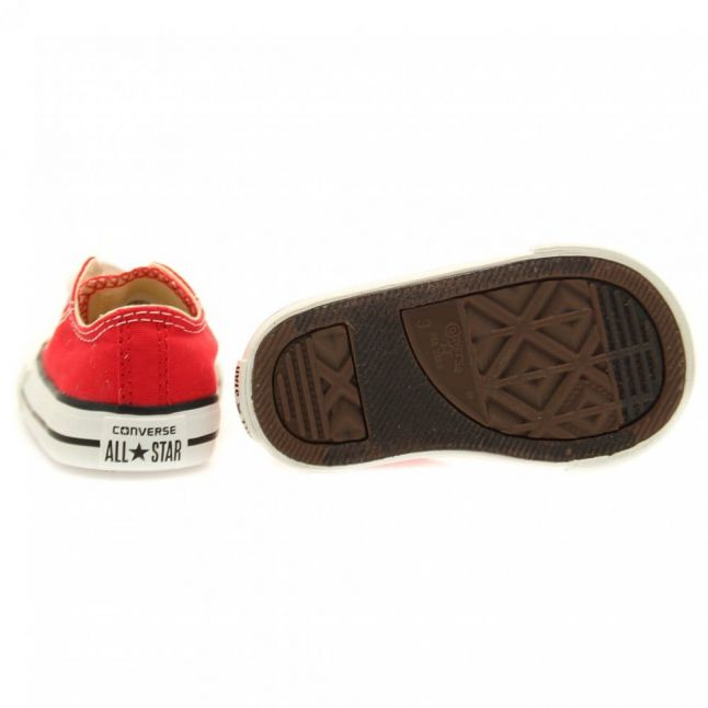 Infant Red Chuck Taylor All Star Ox (2-9)
