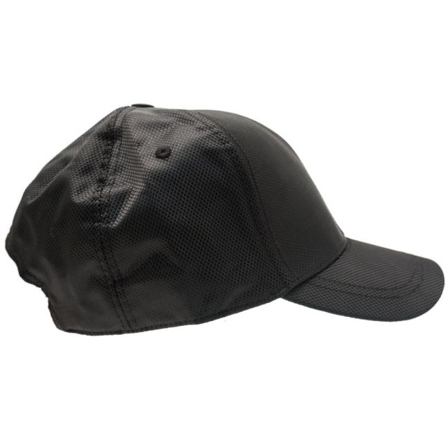 Mens Black Training Core Identity Baseball Cap