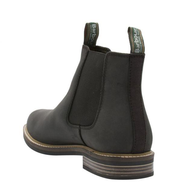 Mens Black Farsley Chelsea Boots