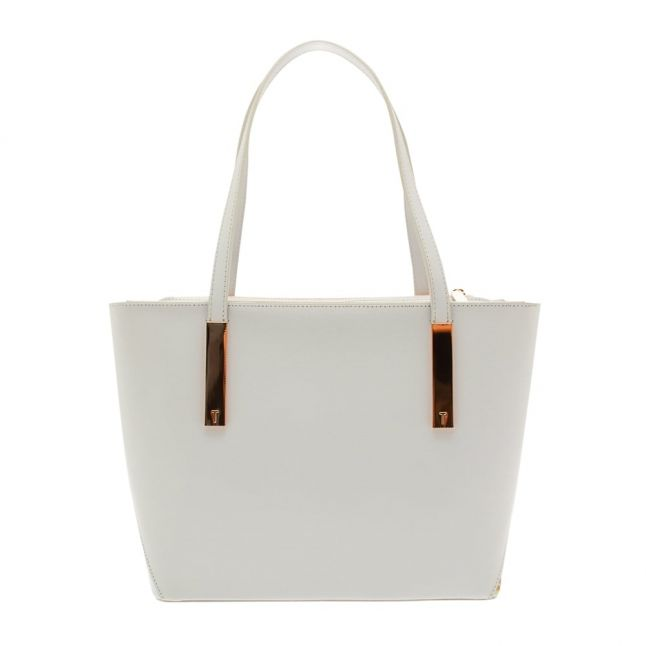 Womens Light Grey Dawnn Small Shopper Bag