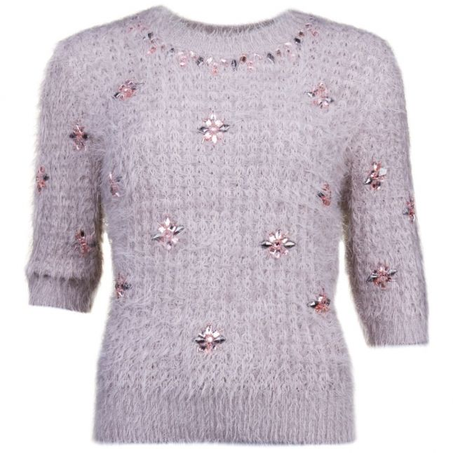 Womens Fawn Phebe Embellished Jumper