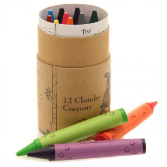 Assorted Chunky Crayons