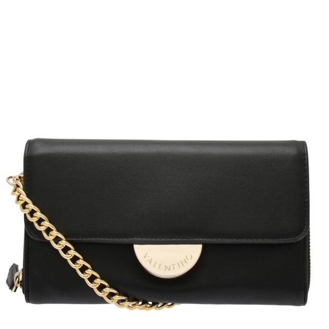 Womens Black Falcor Phone Crossbody Bag