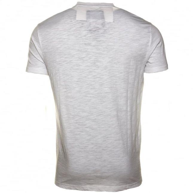 Mens White Xaix S/s Tee Shirt