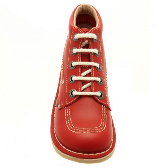 Youth Red & Natural Kick Hi (3-6)