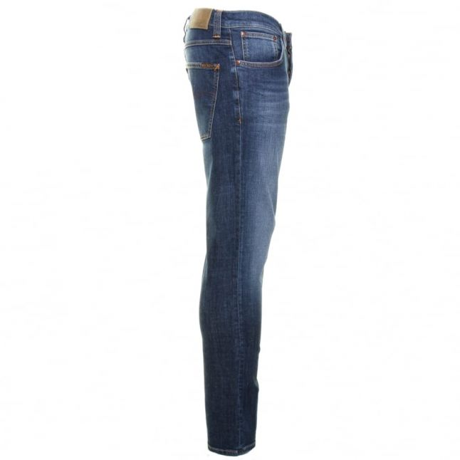 Mens Bright Dawn Wash Grim Tim Slim Fit Jeans