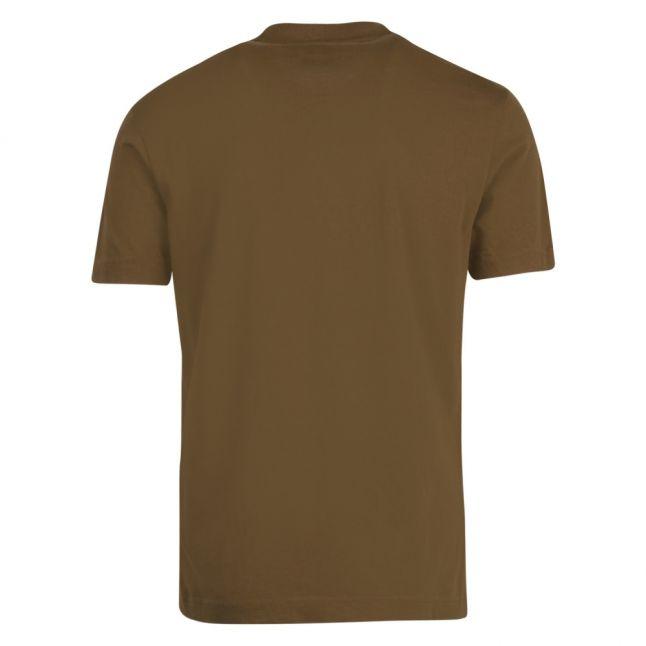 Mens Green Way Solanos S/s T Shirt
