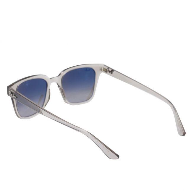 Mens Transparent Grey RB4323 Sunglasses