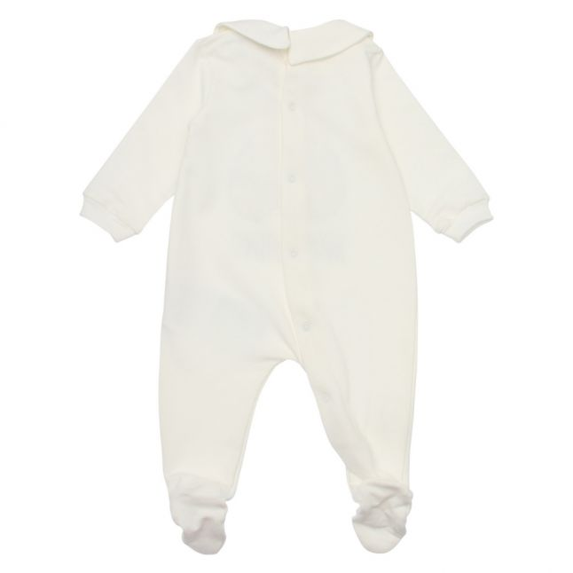 Baby Cloud Toy Collar Babygrow