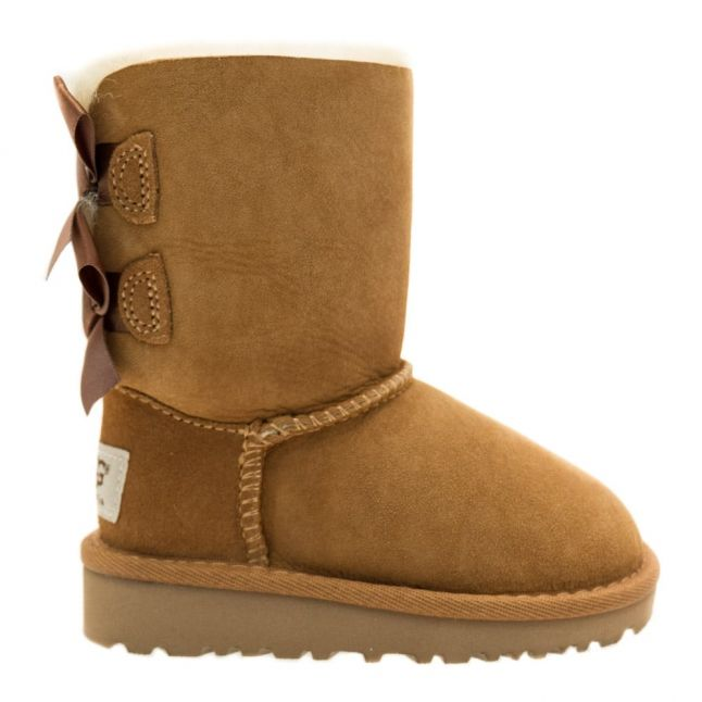 Toddler Chestnut Bailey Bow Boots (5-11)