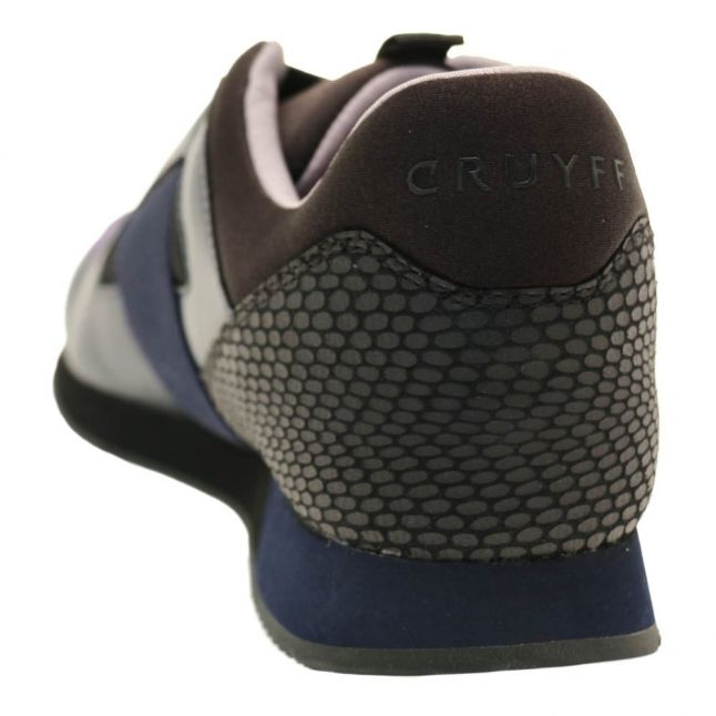 Mens Bright Navy Rapid Trainers