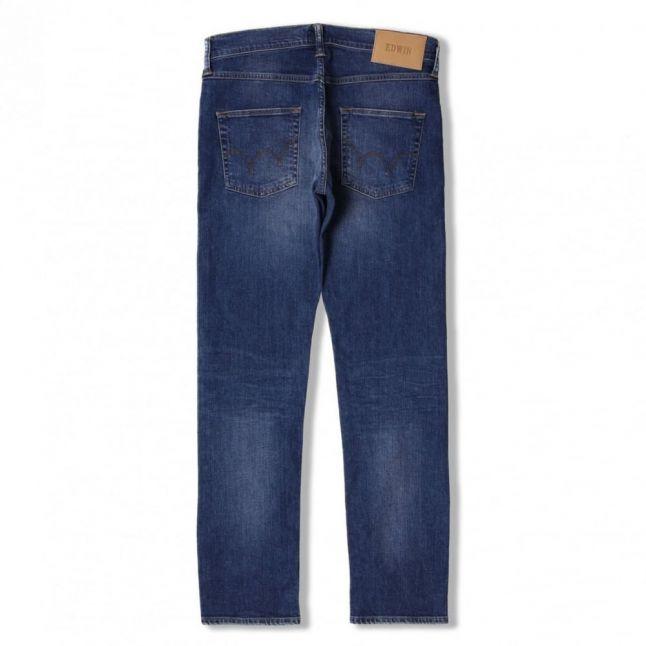 Mens CS Night Blue ED55 Regular Fit Jeans