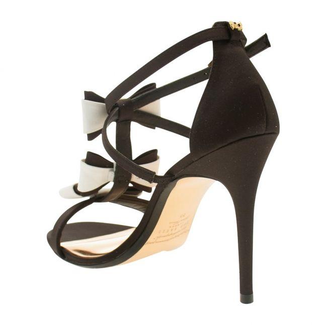 Womens Black & White Appolini Sandals