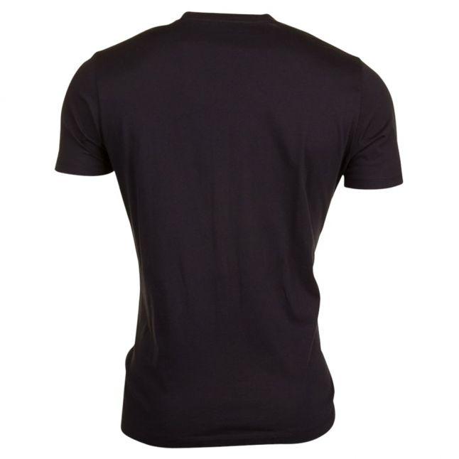 Mens Black T-Joe-OA S/s Tee Shirt