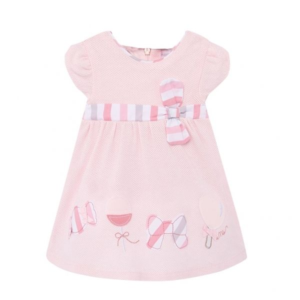 Baby Rose Sweets & Bows Dress