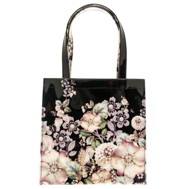 Womens Black Chycon Small Icon Bag