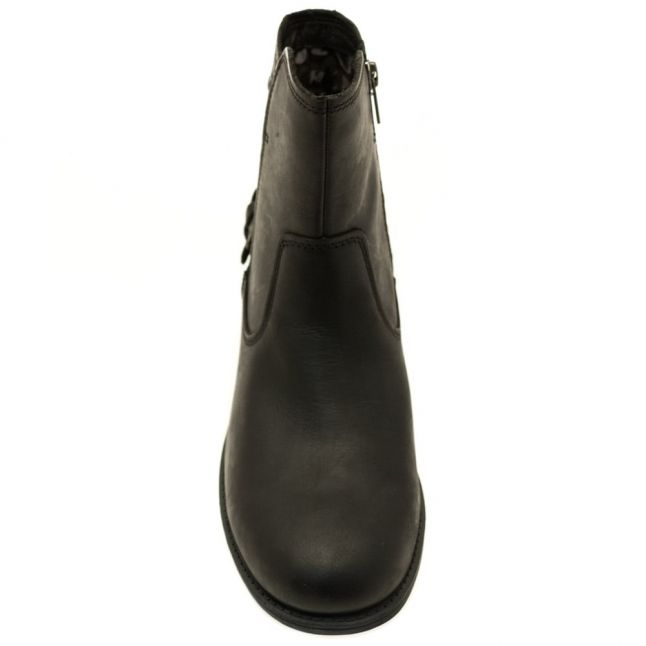 Womens Black Orion Boots