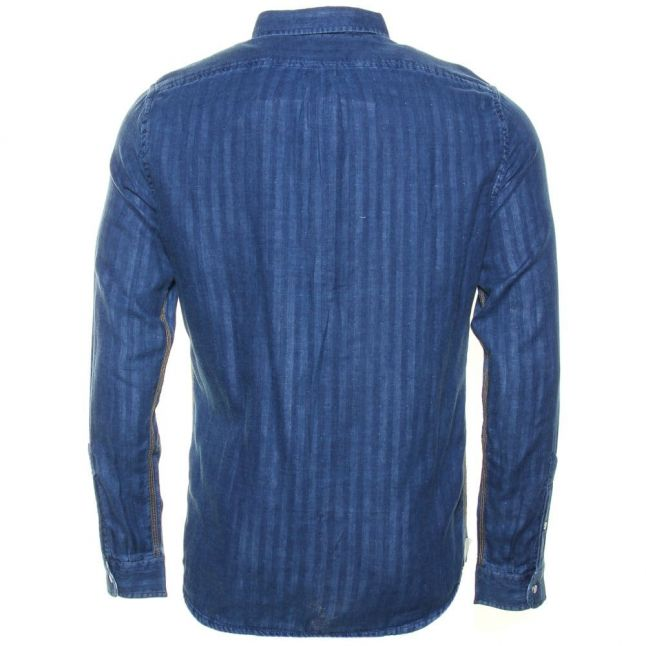 Mens Blue S- Cramberries L/s Shirt