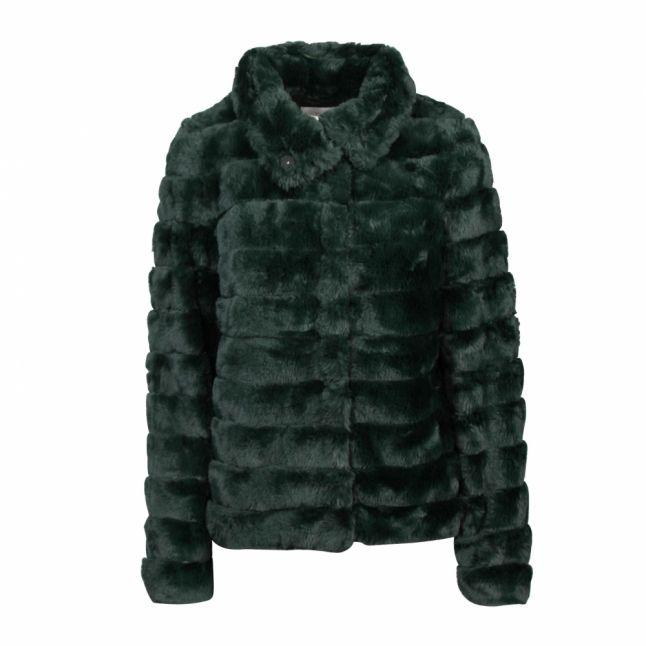 Womens Pine Grove Vifarry Faux Fur Jacket
