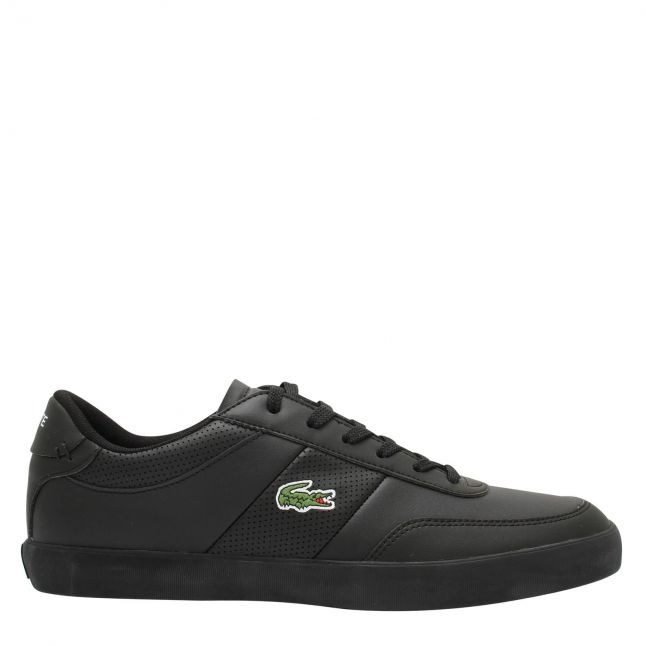 Mens Black Court-Master Trainers