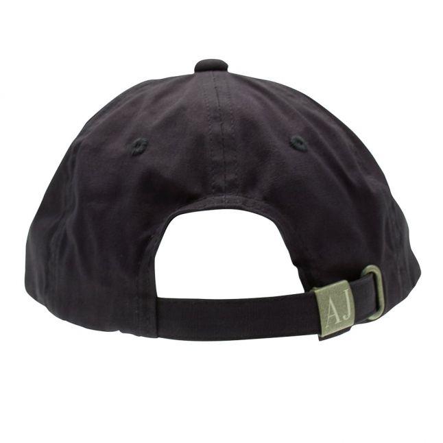 Mens Blue Branded Cap