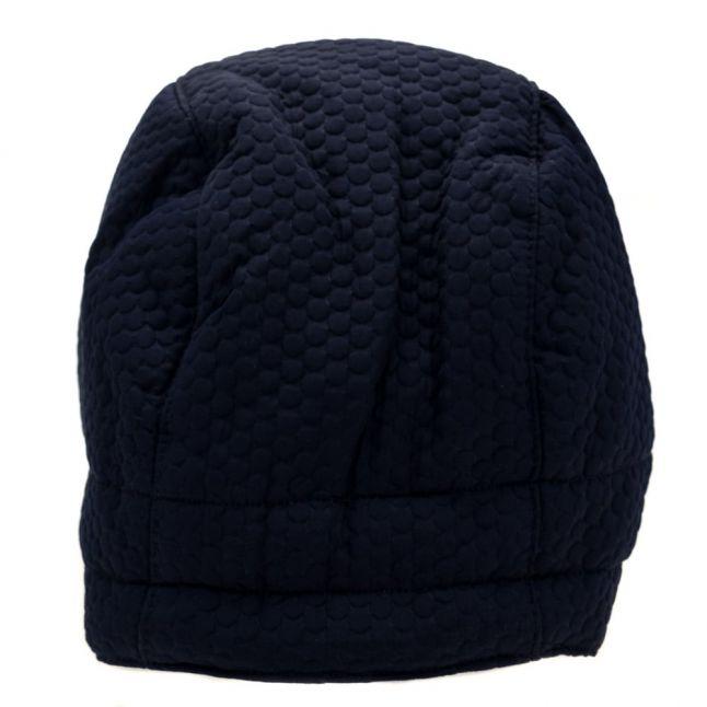 Baby Navy Earflap Hat