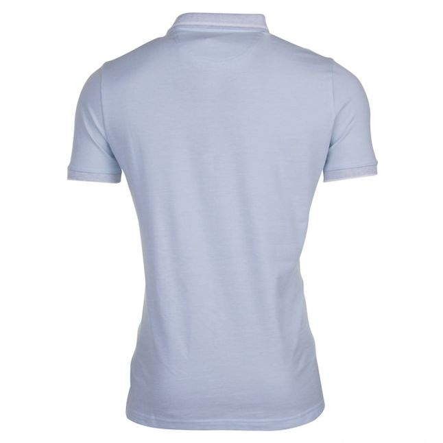Mens Mint Highland Regular Fit S/s Polo Shirt