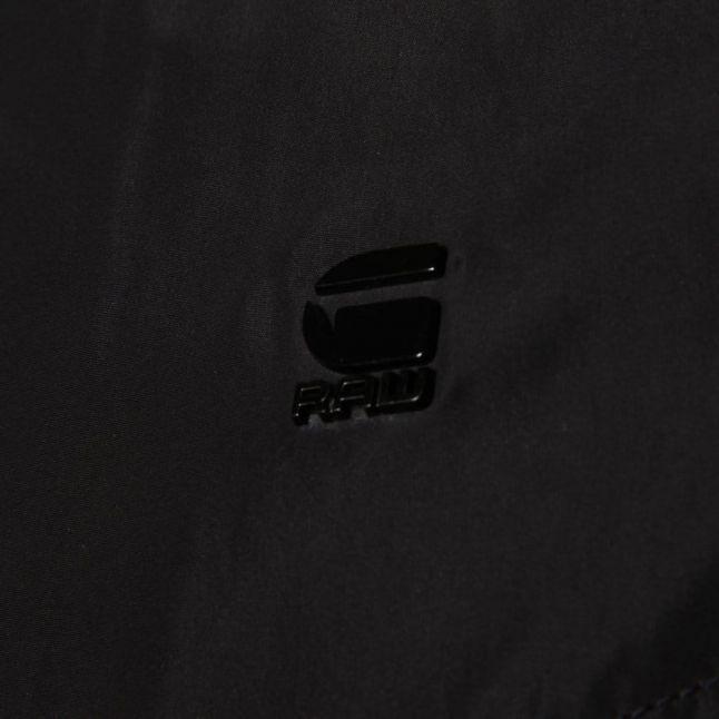 Mens Black Edla Carbourne Jacket