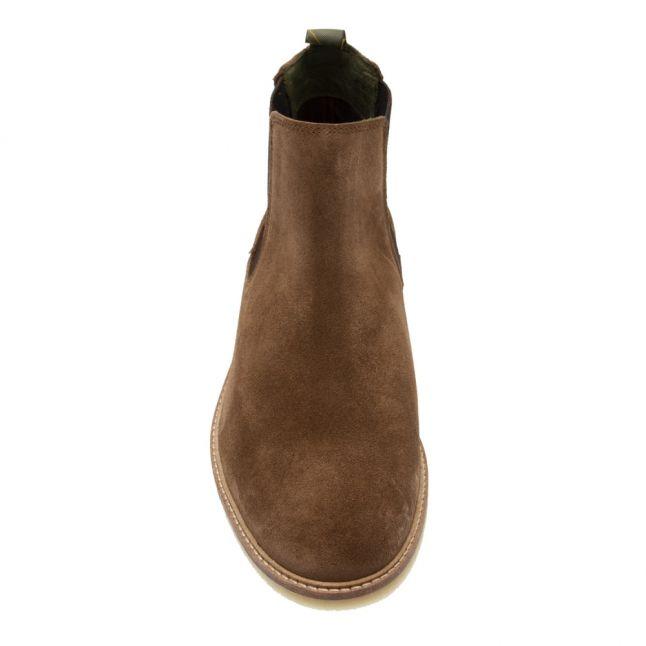 Mens Sand Suede Atacama Chelsea Boots