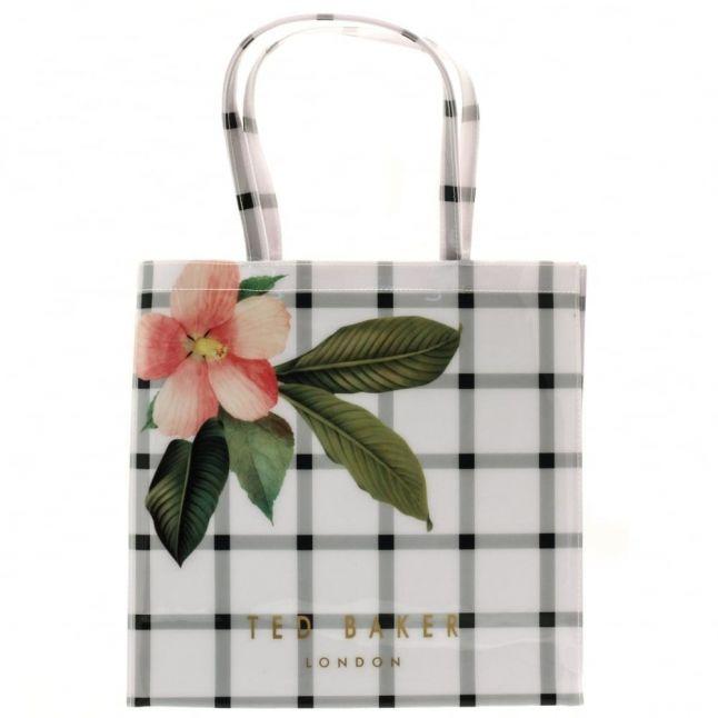 Womens Cream Trelcon Secret Trellis Icon Bag