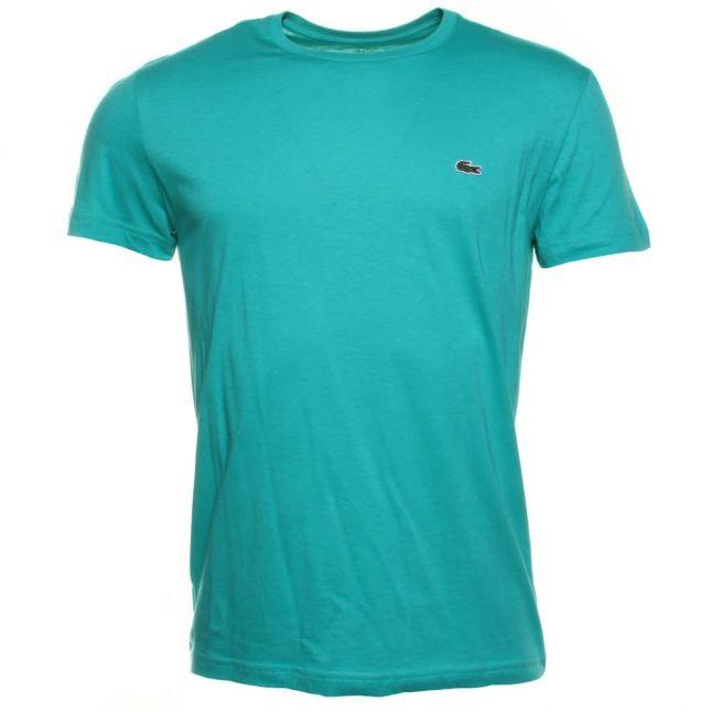 Mens Green Classic S/s Tee Shirt