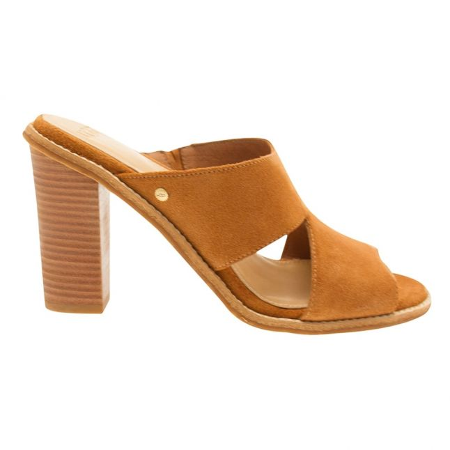 Womens Chestnut Celia Sandals