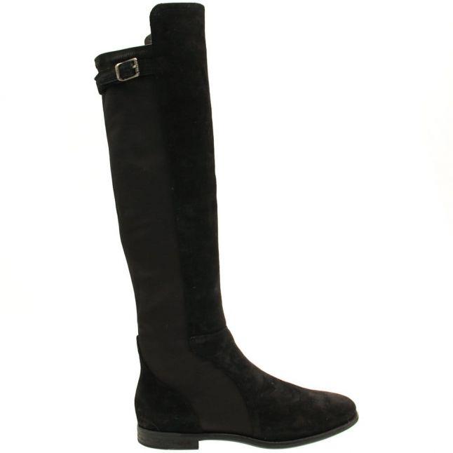 Australia Womens Black Danae Stretch Boots