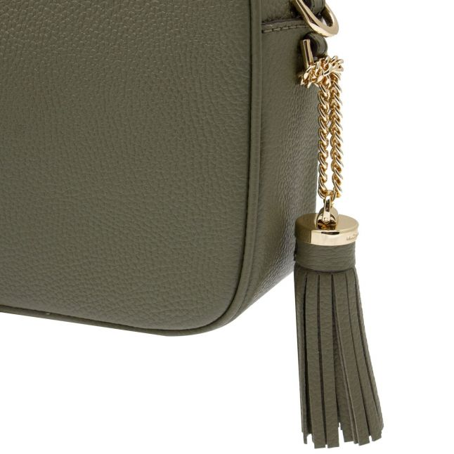 Womens Army Green Medium Camera Bag