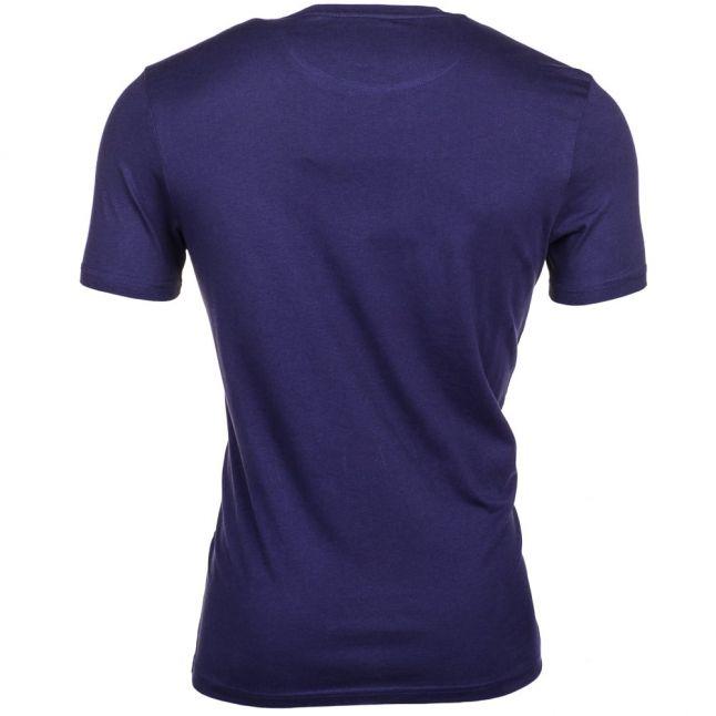 Mens Navy Crew S/s Tee Shirt