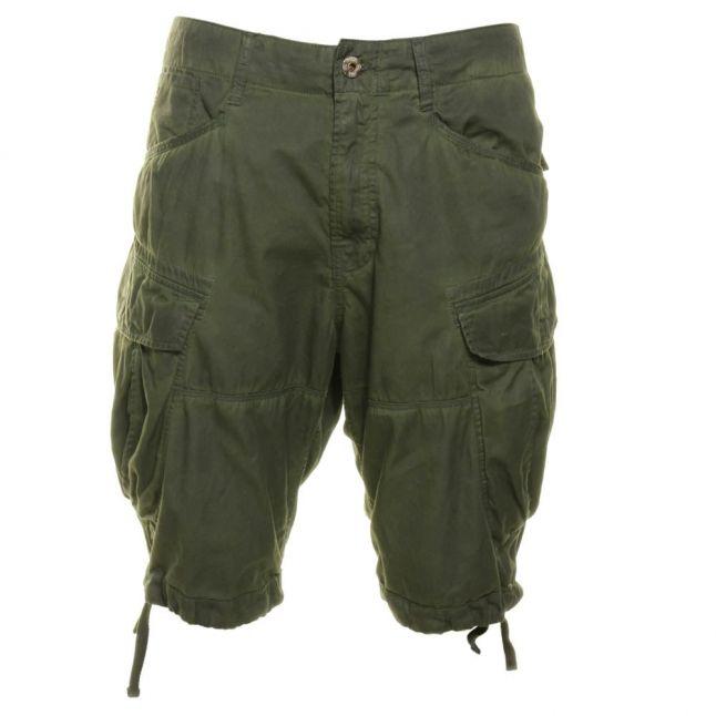 Mens Sage Rovis Loose Shorts