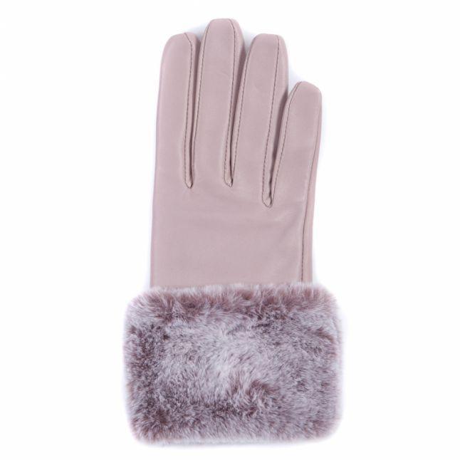 International Womens Latte Kirk Leather Gloves