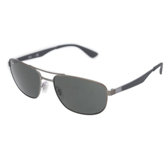 Matte Gunmetal Green RB3528 Sunglasses