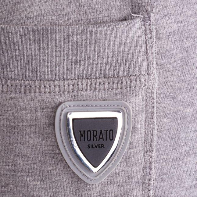 Mens Medium Grey Melange Silver Label Zip Pocket Jog Pants