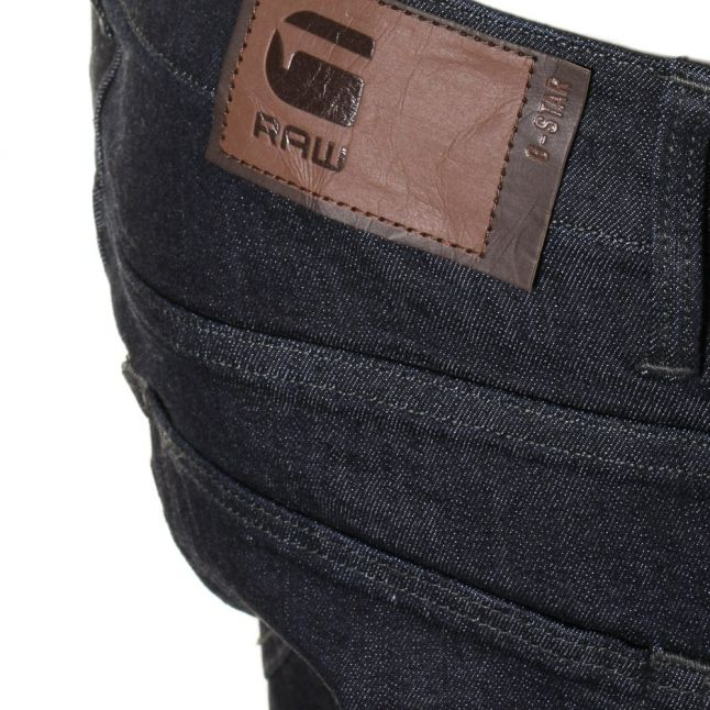 Mens Rinsed Wash 3301 Deconstructed Slim Fit Jeans