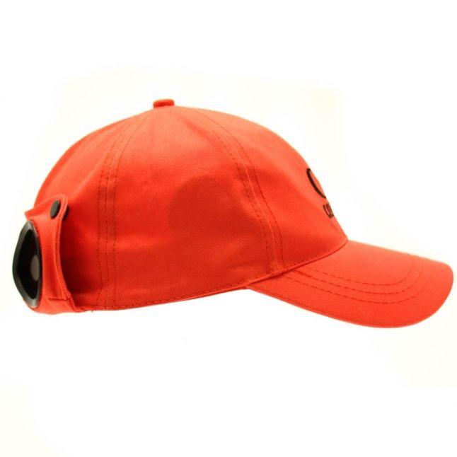 Boys Paprika Goggle Cap