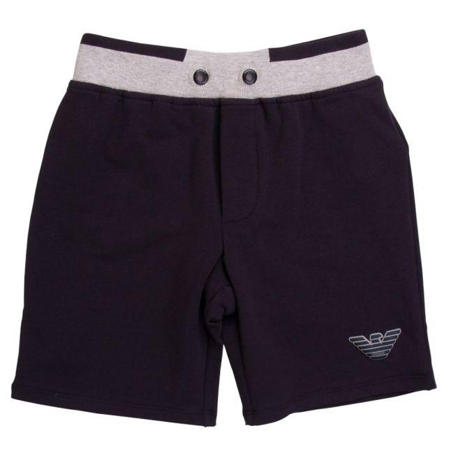 Boys Blue Sweat Shorts