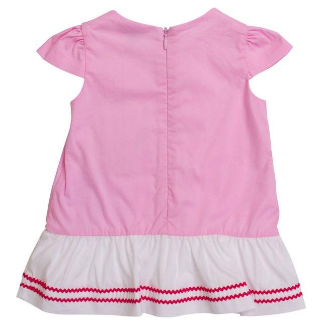 Baby Pink Frill Dress