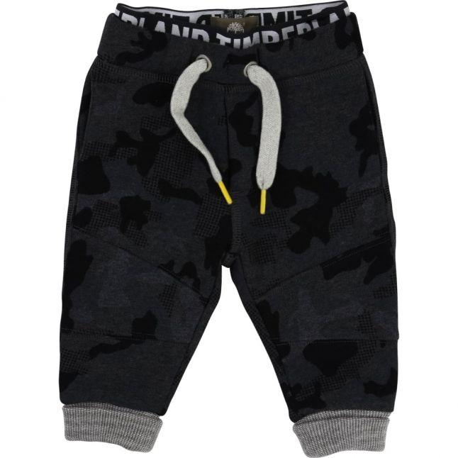 Baby Blue Camo Jog Pants