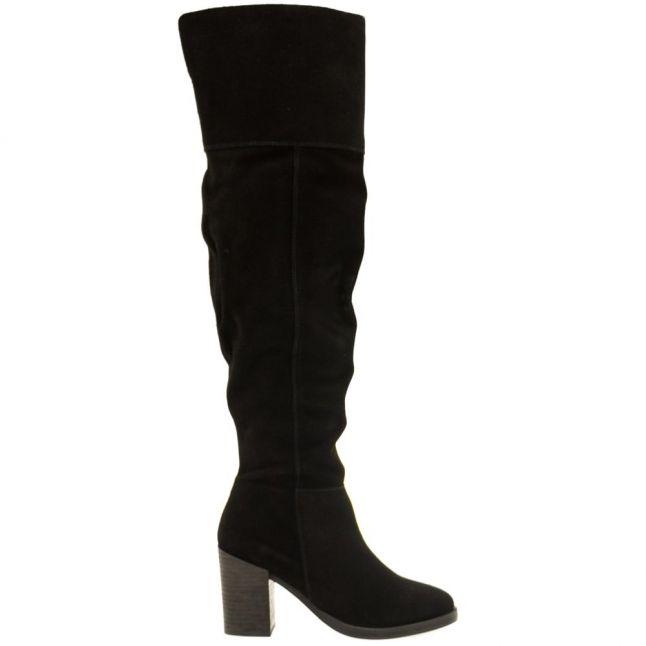 Womens Black Gelardi Boots