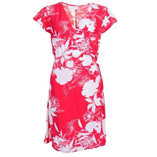 Womens Flame Scarlet Vikarman Wrap Dress