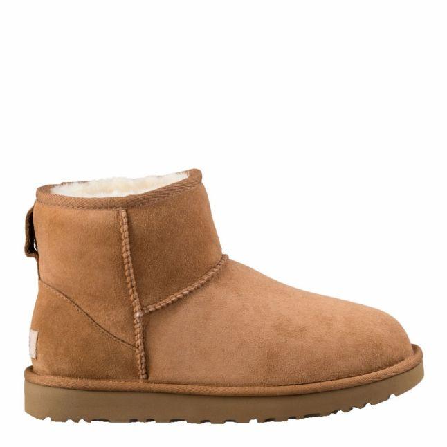 Womens Chestnut Classic Mini II Boots