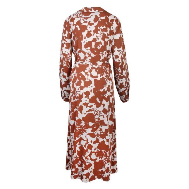 Womens Rawhide Visustana Cloudy Midi Dress