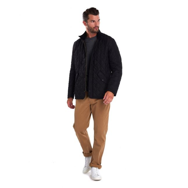 Mens Black Chelsea Sportsquilt Jacket