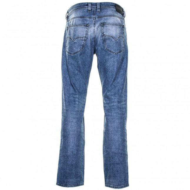 Mens 0842h Wash Larkee Relaxed Fit Jeans